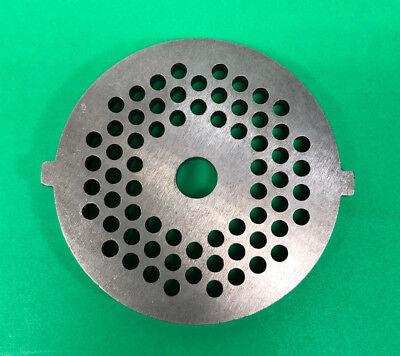 316 Burger Grind Holes Meat Grinder Disc Plate For Stx Turboforce 3000