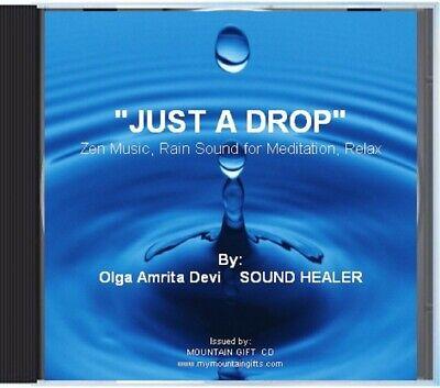 CD Music for MEDITATION ZEN YOGA RELAX BETTER SLEEP REIKI Tune in