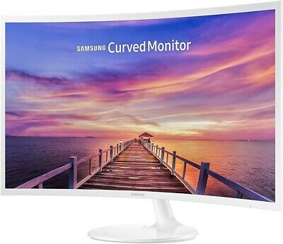Samsung CF391 32-Inch Curved LED Monitor, 1920x1080, 16:9 Aspect Ratio