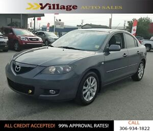 2007 Mazda Mazda3 GX Power Sunroof, Bluetooth, Satellite Radi...