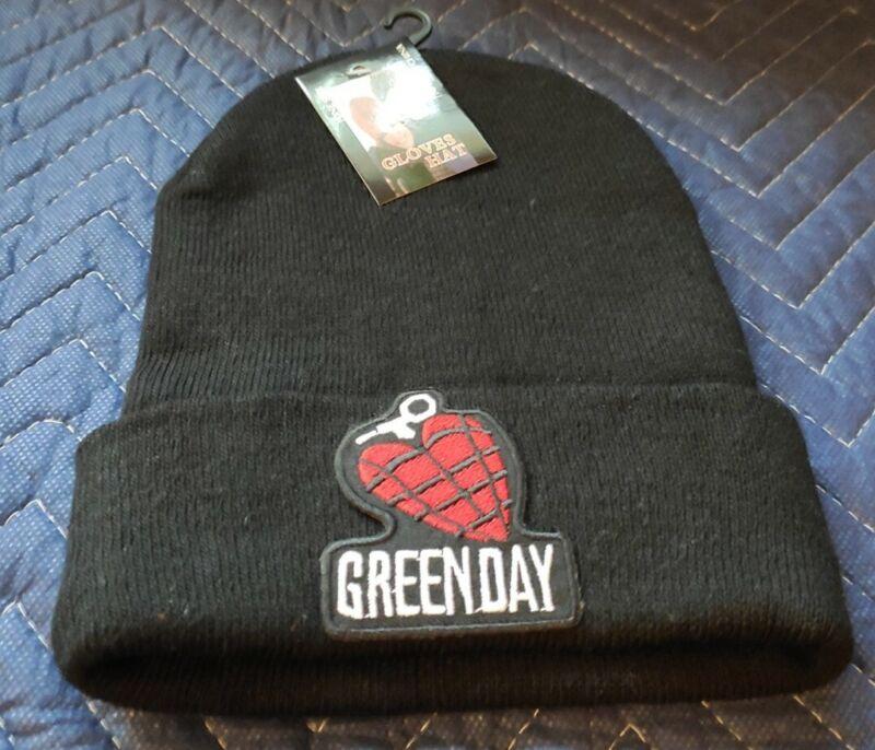 Green Day Hat GREEN DAY WINTER Cuffed Hat