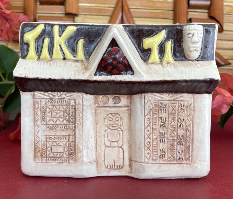 TIKI TI 60TH ANNIVERSARY LE TIKI MUG ERIC OCTOBER DESIGN SIGNED BY ERIC OCTOBER