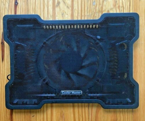 Cooler Master NotePal X-Slim Ultra-Slim Laptop Cooling Pad with Fan