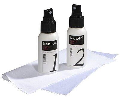 """Nanotol Displays + Brillen Set """"S"""" - inkl. Nanoversiegelung für 8 m²"""