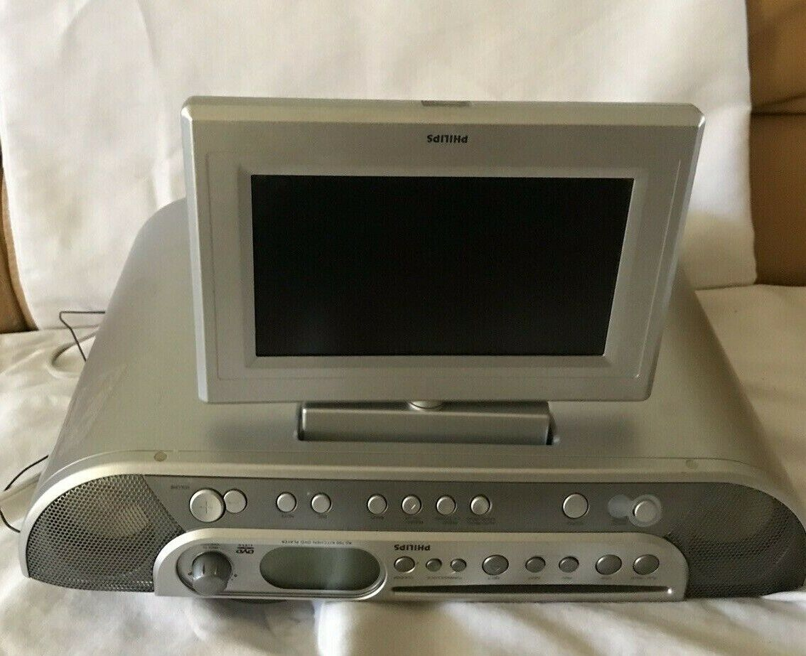 "Philips AJL70037 7"" LCD Television"