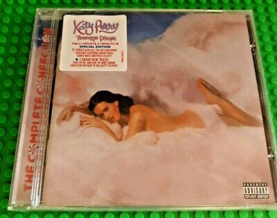Katy Perry  -  Teenage Dream  - The Complete Confection  -  factory sealed