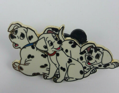 Disney Good vs Evil Dalmatian Trading Pin 101 Dalmatians #48818