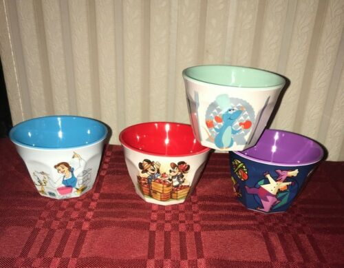 Disney Epcot Food and Wine Festival 2021 Prize Bowl REMY FIGMENT MINNIE BELLE