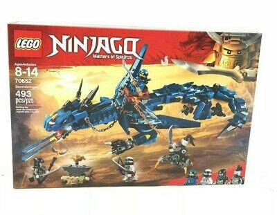 Lego Ninjago Stormbringer Building Set: 493 Pieces | Ages 8-14 (Toy313)