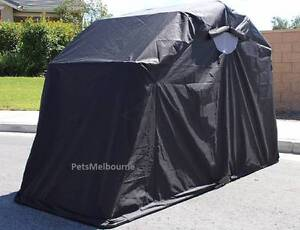 Premium Motorcycle Tent Shelter Waterproof Lockable Cover Garage Doncaster Manningham Area Preview