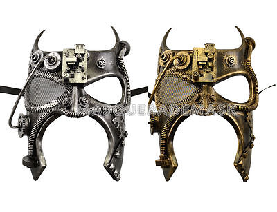 Couple Masquerade Ball Mask Pair Steampunk Batman Mens Halloween Costume Party