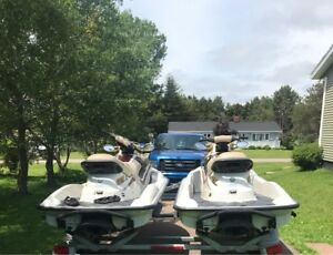 1999 Bombardier Sea Doo's For Sale