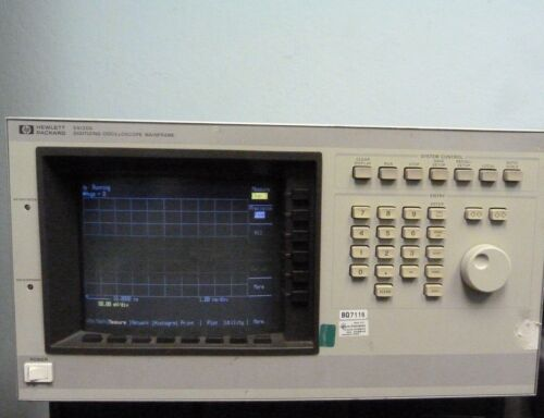 hp Agilent 54120A  Digital Oscilloscope Main Frame