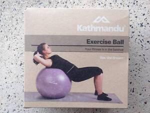 Exercise Ball Kathmandu Brand New Macquarie Park Ryde Area Preview