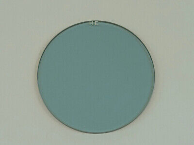 Nikon 45mm He Microscope Filter Light Blue Excellent Condition