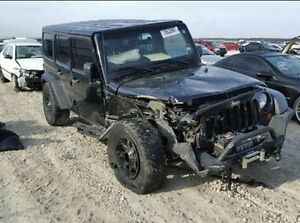 Wanted Jeep JK Wrangler Unlimited