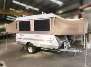 2006 Jayco Eagle Outback Campervan