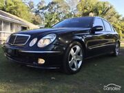 Mercedes Benz E500 Avantgarde Annerley Brisbane South West Preview