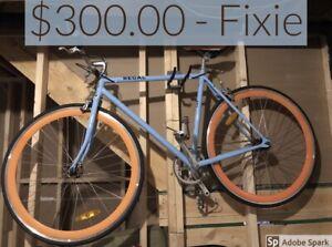 Regal fixed gear bike - Used 5 times