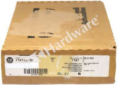 New Allen Bradley 1747-l542p C Slc500 Slc504 Cpu Controller 32k Pro-set 200