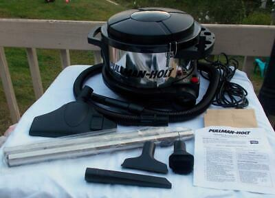 Pullman-holt 390asb 4-gallon Dry Hepa Vacuum New