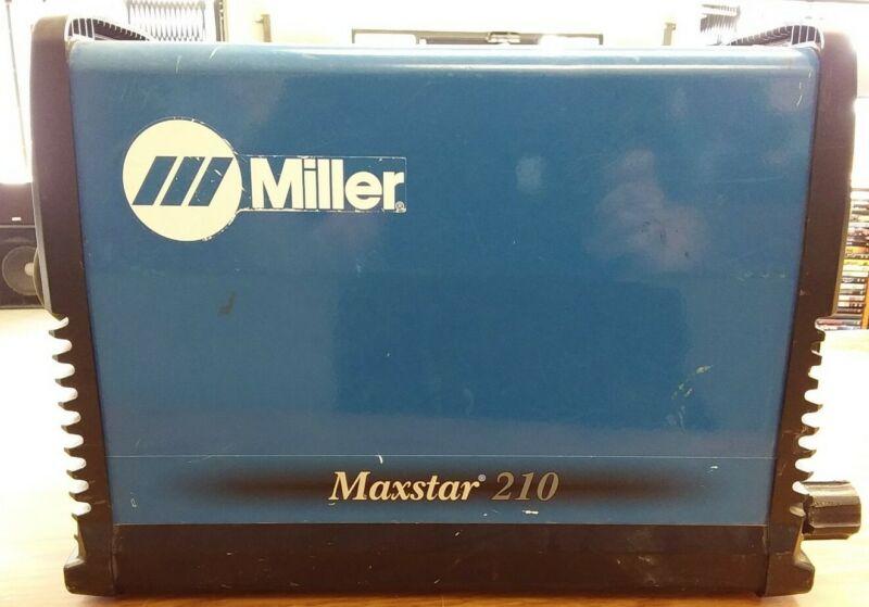 Miller Maxstar 210