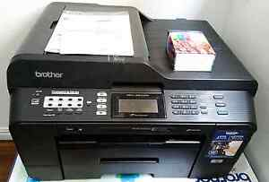 Brother Printer/Scanner/Fax Multi Function Centre Gladstone Gladstone City Preview