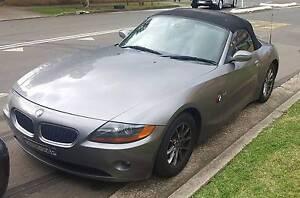 2005 BMW Z4 E85 Auto MY05 Convertible . (Deceased Estate) Parramatta Parramatta Area Preview