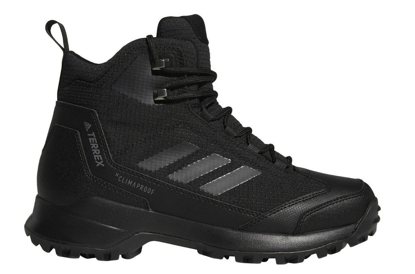 Adidas Men Running Shoes Terrex Heron Mid CW CP Boots Hiking