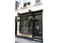 Head Chef for Iconic Bath Pub - The Salamander