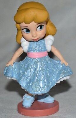 Disney ANIMATORS Collection CINDERELLA Princess Figure Figurine Cake Topper NEW