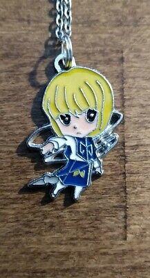 Kurapika - Hunter X Hunter Pendant Necklace - Japanese Anime Manga Gift...