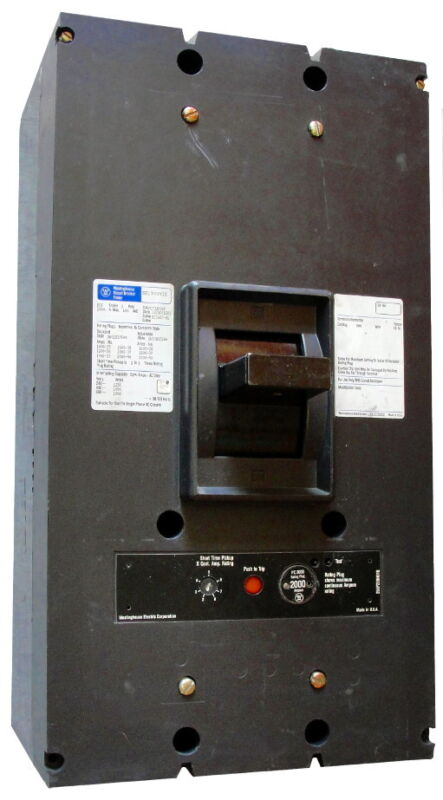 Cutler-hammer / Westinghouse Pc31600 (2500 Amp Max) - Certified Reconditioned