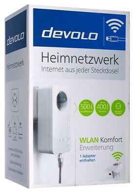 devolo 09872 WLAN-Adapter Komfort Erweiterung
