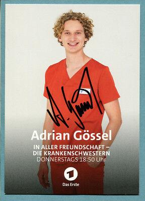 Adrian Gössel IN ALLER FREUNDSCHAFT - DIE