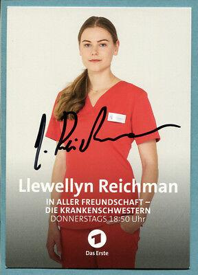 Llewellyn Reichman IN ALLER FREUNDSCHAFT - DIE