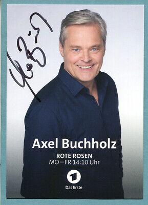 Axel Buchholz   ROTE ROSEN   (#2)