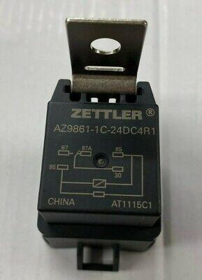 Az9861-1c-24dc4r1 24 Volt American Zettler 5 Pin Relay