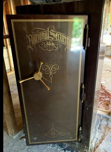 STEEL FIREPROOF SAFE - (HOUSTON) LOCAL PICK UP