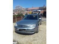 FOR SALE Ford Mondeo 1.8 2006 great condition
