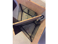 Custom made sump system for Fluval 190 or Juwel 190 corner tank in Excellent condition