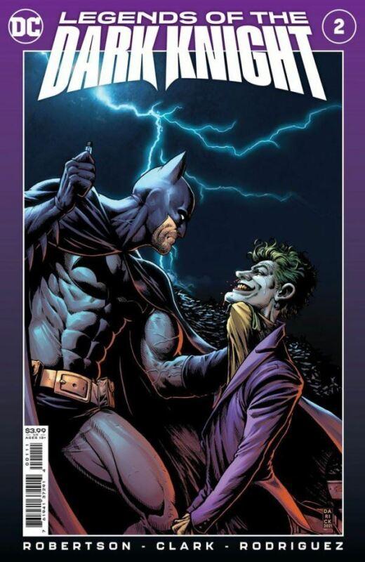 Legends of the Dark Knight #2