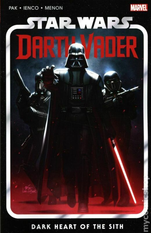 Star Wars Darth Vader TPB By Greg Pak #1-1ST NM 2020 Stock Image