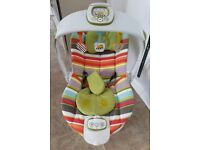 Mamas & Papas Astro Baby Bouncer Chair with lights & sounds