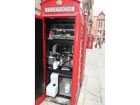 Small Business/Coffee Kiosk/Ready to Run Business