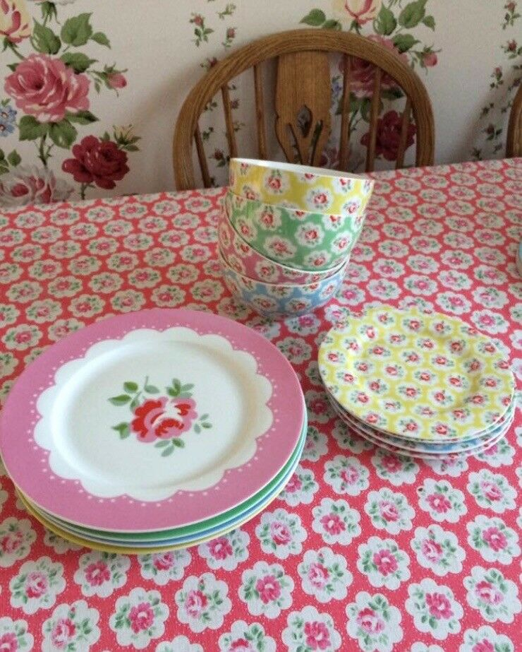 Cath Kidston Plates. Park Wildlife Tortoise Tea Plate Home Collection & Cath Kidston Side Plates - Best Plate 2018