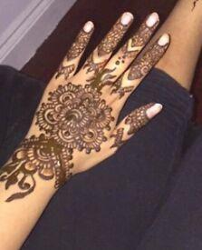 Henna /mehndi artist