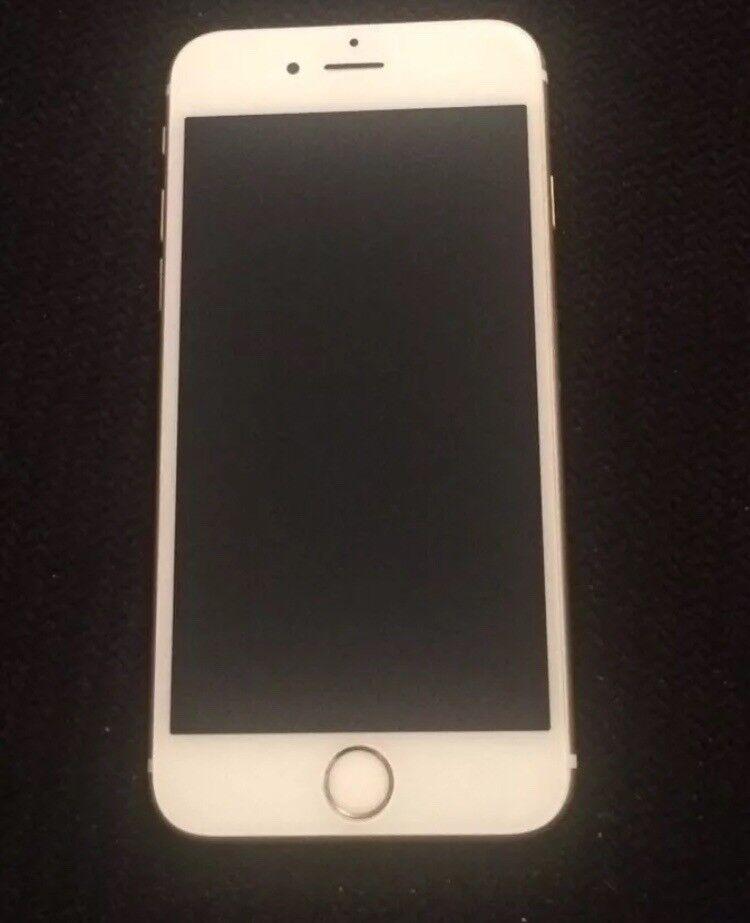 Apple iphone 6s gold 128gb