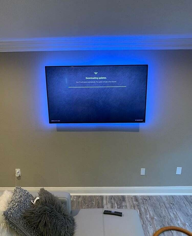 TV mounting   TV wall mounting