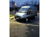 Ford transit tddi lx 100bhp (68k) £2050!!!!